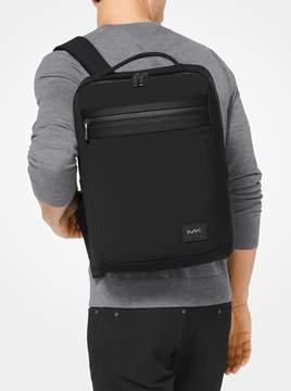 Michael Kors Kent Nylon-Blend Backpack