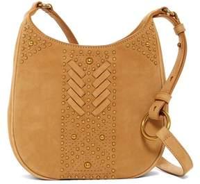 Frye Addie Stud Small Leather Crossbody Bag