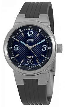 Oris Williams F1 Team Day-Date Stainless Steel Mens Watch