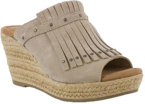 Minnetonka Women's Quinn Wedge Sandal