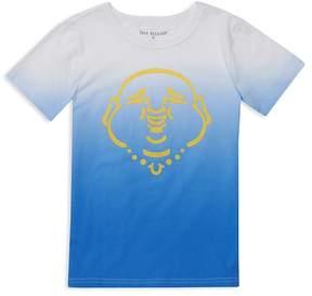 True Religion Boys' Ombré Buddha Tee - Little Kid, Big Kid