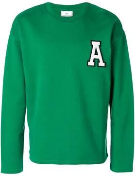 Ami Alexandre Mattiussi A Patch Sweatshirt