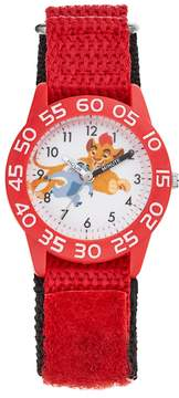 Disney Disney's The Lion Guard Kion & Bunga Kids' Time Teacher Watch