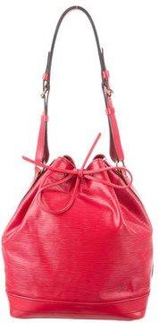 Louis Vuitton Epi Noé Bag - RED - STYLE