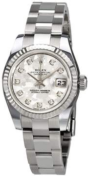 Rolex Lady Datejust Mother of Pearl Dream Diamond Automatic Watch