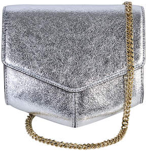 Sandro Paris Silver Lou Bag