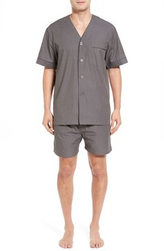 Majestic International Men's Cotton Short Pajamas