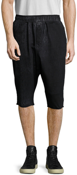Drifter Men's Parques Printed Elasticized Shorts