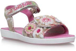 Lelli Kelly Kids Candy Embellished Sandals