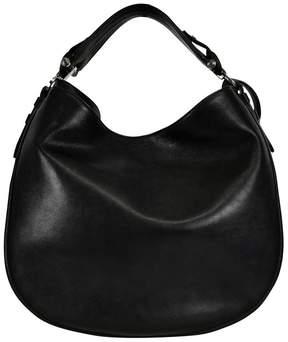 Givenchy Black Zanzi Obsedia Hobo Bag