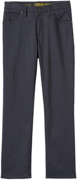 Lee Boys 8-20 Sport Xtreme Comfort Slim-Fit Charcoal (Grey) Pants