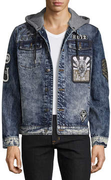 Ecko Unlimited Unltd Long Sleeve Denim Jacket