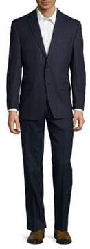 Lauren Ralph Lauren Slim Fit Pinstripe Wool Suit