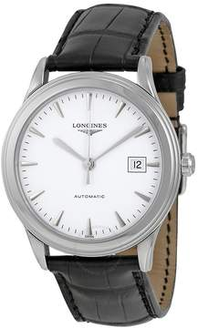 Longines Flagship Automatic White Dial Men's Watch
