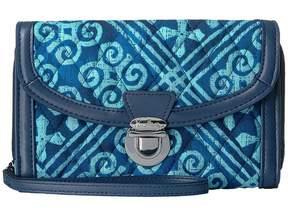 Vera Bradley Ultimate Wristlet Wristlet Handbags