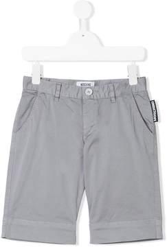 Moschino Kids chino shorts