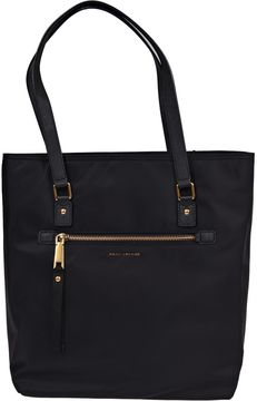 Marc Jacobs Trooper Tote - BLACK - STYLE