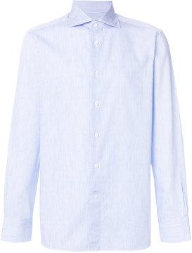 Ermenegildo Zegna classic pinstripe shirt