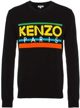 Kenzo Crew neck logo sweater