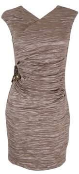 Calvin Klein Women's Textured Embellished Dress