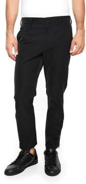 Prada Linea Rossa Stretch Techno Fabric Trousers