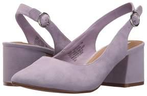 Steve Madden Dizzy Slingback Block Heeled Sandal Women's Sling Back Shoes