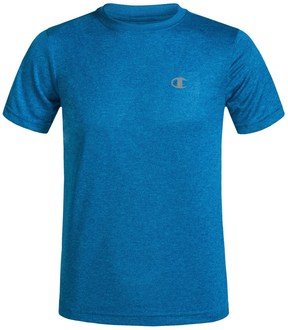 Champion Heathered High-Performance T-Shirt - Short Sleeve (For Little Boys)