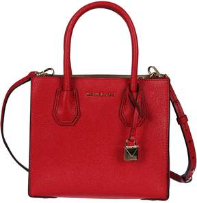 Michael Kors Classic Shoulder Bag - BRIGHT RED - STYLE