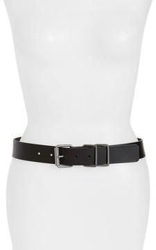 Frye Women's Engineer Leather Belt