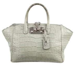 VBH Crocodile Brera 32 Handle Bag