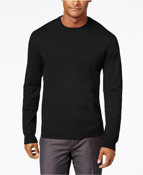 Club Room Men's Knit Crewneck Sweater, Created for Macy's