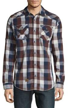 Buffalo David Bitton Sahlee Casual Button-Down Shirt