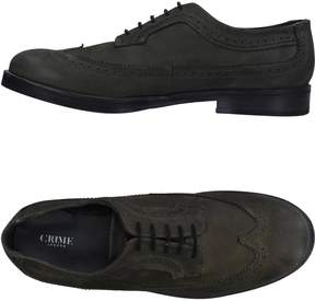 Crime London Lace-up shoes