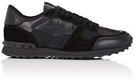 Valentino Men's Rockrunner Canvas & Leather Sneakers