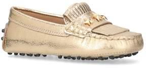 Tod's Frangia Borche Gommini Shoes