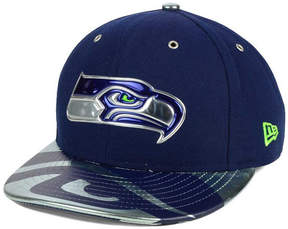 New Era Seattle Seahawks 2017 Low Profile Draft 59FIFTY Fitted Cap
