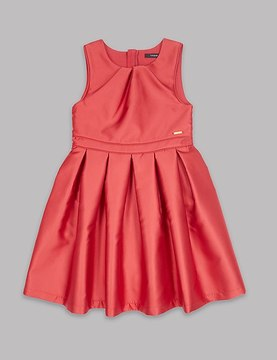 Marks and Spencer Sleeveless Prom Dress (3-14 Years)