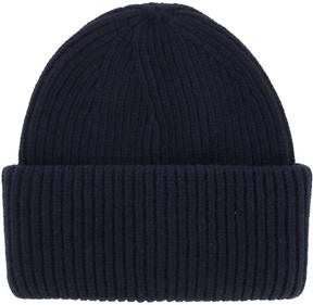 Golden Goose Deluxe Brand Blue Wool Hat