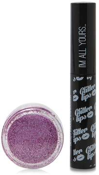 Forever 21 Beauty Boulevard Glitter Lips