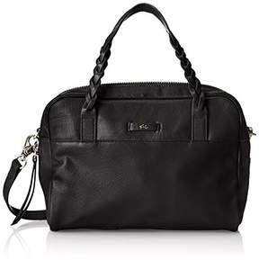 Foley + Corinna Cable Satchel Top Handle Bag