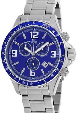 Oceanaut Mens Baltica Blue Dial Stainless Steel Bracelet Watch