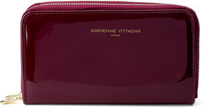 ADRIENNE VITTADINI Adrienne Vittadini Dual Zip Around Zip Around Wallet