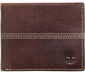 Timberland Wallets Sportz Quad Stitch Bifold Wallet