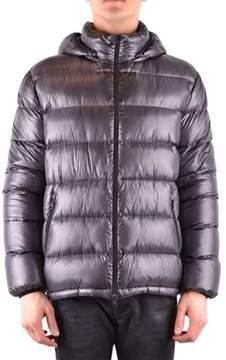 Herno Men's Grey Polyamide Down Jacket.