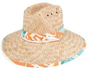 Peter Grimm Unisex Bodhi Straw Hat.