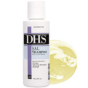 DHS SAL Shampoo Maximum Strength