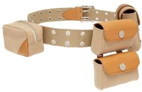 J.W.Anderson Multi Pouch Belt Bag - Womens - Beige