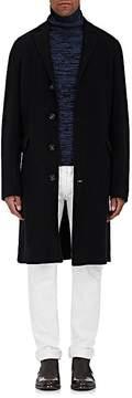 Massimo Alba Men's Wool Felt Chesterfield Coat