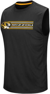 Colosseum Men's Campus Heritage Missouri Tigers Circuit Muscle Tee