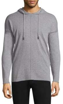 Diesel Black Gold Melange Hooded Sweater